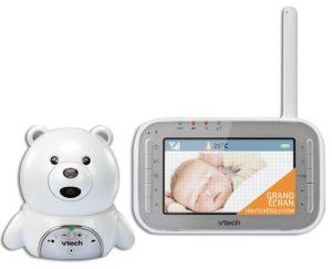 Avis babyphone VTech Vidéo XL Ourson BM4200